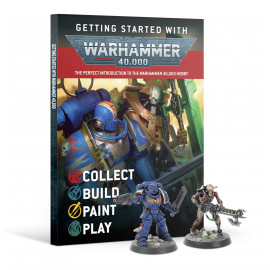 Getting Started With Warhammer 40000 (2020)