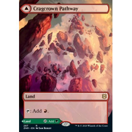 Cragcrown Pathway // Timbercrown Pathway (Extras) FOIL