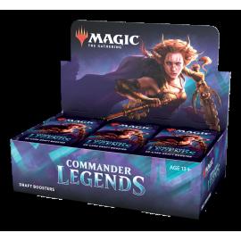Booster Box Commander Legends [PRZEDSPRZEDAŻ]