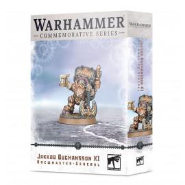 Jakkob Bugmansson XI -Brewmaster General