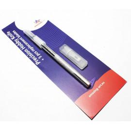 Noż skalpel modelarski + 5 ostrzy Amazing Art 18581