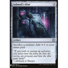 Ashnod's Altar (Mystery Booster)