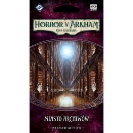 Horror w Arkham LCG: Miasto Archiwów [PL]