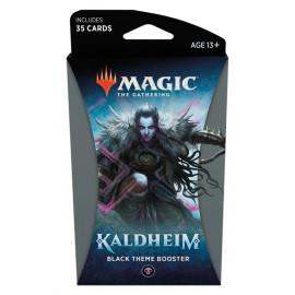 Theme Booster Kaldheim - Czarny [PRZEDSPRZEDAŻ]