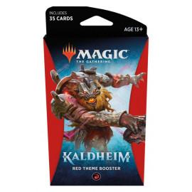 Theme Booster Kaldheim - Czerwony [PRZEDSPRZEDAŻ]