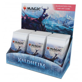 Set Booster Box Kaldheim