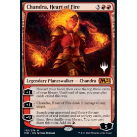 Chandra, Heart of Fire (V.1)
