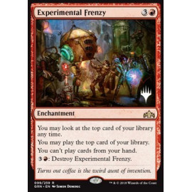 Experimental Frenzy (Promo Pack)