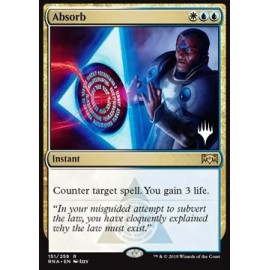 Absorb (Promo Pack)