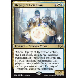 Deputy of Detention (Promo Pack)