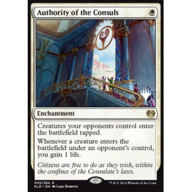 Authority of the Consuls (Promo Pack)