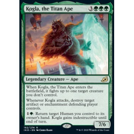Kogla, the Titan Ape (Promo Pack)