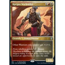 Kargan Warleader (Promo Pack)