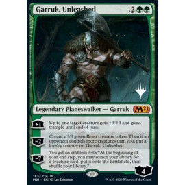 Garruk, Unleashed (Promo Pack)