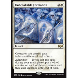 Unbreakable Formation (Promo Pack)
