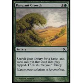 Rampant Growth (Tenth Edition) [GOOD]