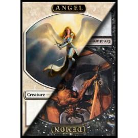 Angel/Demon Token (Avacyn Restored)