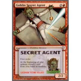 Goblin Secret Agent (Unhinged)