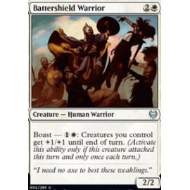Battershield Warrior