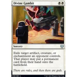 Divine Gambit