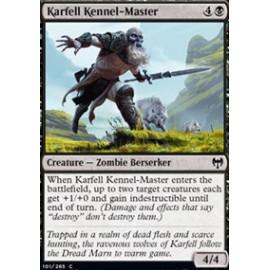 Karfell Kennel-Master
