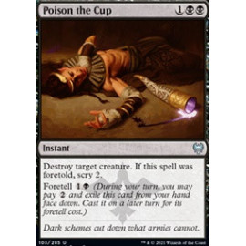 Poison the Cup