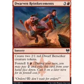 Dwarven Reinforcements