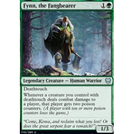 Fynn, the Fangbearer