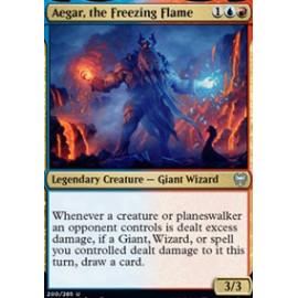 Aegar, the Freezing Flame