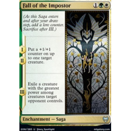 Fall of the Impostor