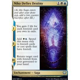 Niko Defies Destiny
