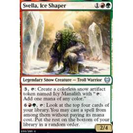 Svella, Ice Shaper