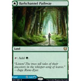 Barkchannel Pathway