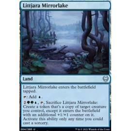 Littjara Mirrorlake
