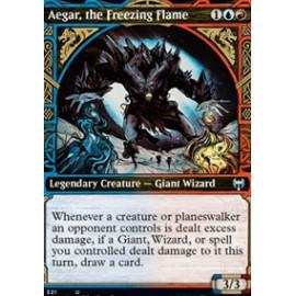 Aegar, the Freezing Flame (Extras)