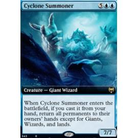 Cyclone Summoner (Extras)