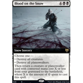 Blood on the Snow (Extras)