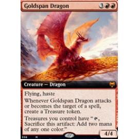 Goldspan Dragon (Extras)