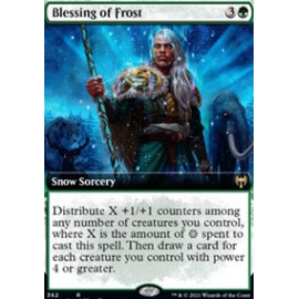 Blessing of Frost (Extras)
