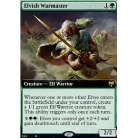 Elvish Warmaster (Extras)
