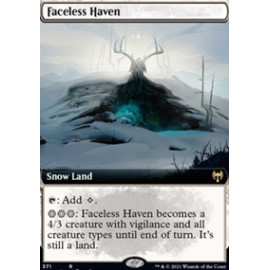 Faceless Haven (Extras)