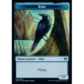 Bird 1/1 Token 005 - KHM