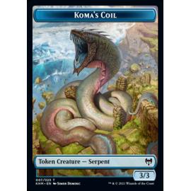 Koma's Coil 3/3 Token 007 - KHM