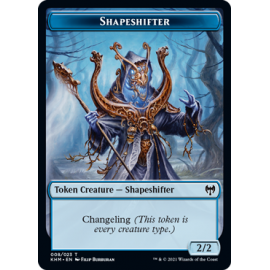 Shapeshifet 2/2 Token 008 - KHM