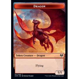 Dragon 5/5 Token 011 - KHM