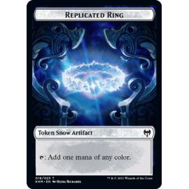 Replicated Ring Token 018 - KHM