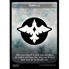 Foretell Token 023 - KHM