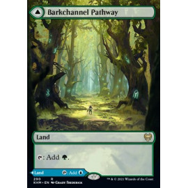 Barkchannel Pathway (Extras)