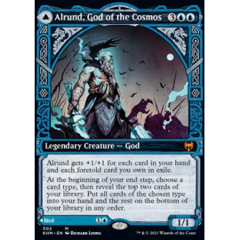 Alrund, God of the Cosmos (Extras)