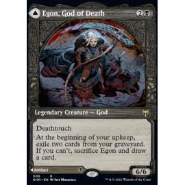 Egon, God of Death (Extras)